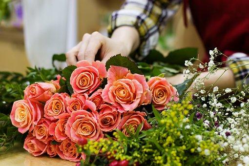 长宁区花店送花怎么送货上门